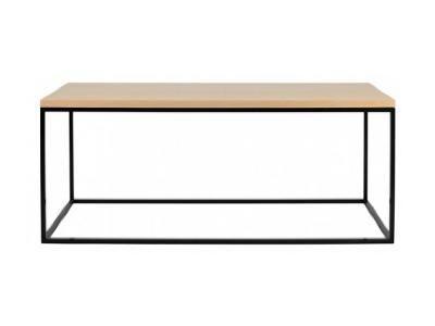 Jídelní stůl Rew 180, černá Homebook:2117 NordicDesign