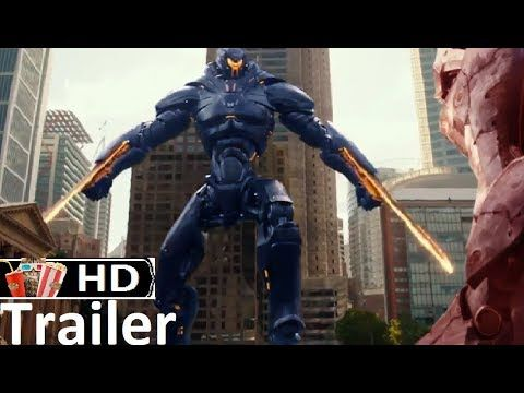 Fan Girl: (Official Trailer) Pacific Rim 2 Uprising