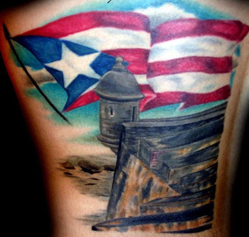 cuban tattoos | Hispanic Tattoo Designs: Enduring Pride in the Homeland - Tattoo ...