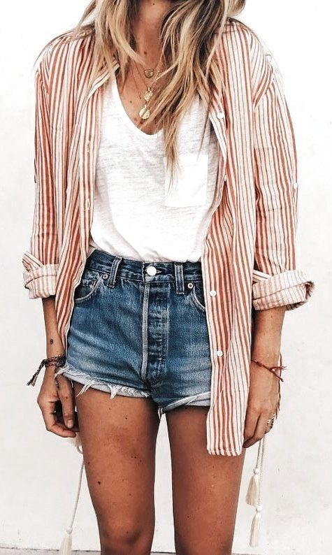 Casual Spring Outfits Women You'll Copy This Season Casualoutfits Springoutfits