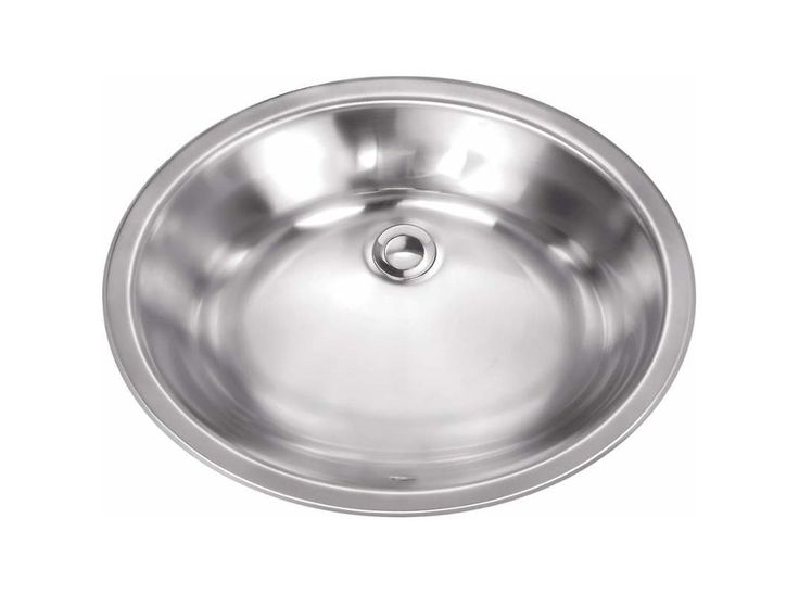 "Miseno MSS181916L 19-1/8"" Single Basin 18-Gauge Stainless Steel Bathroom Sink   Stainless Steel Fixture Lavatory Sink Stainless Steel"