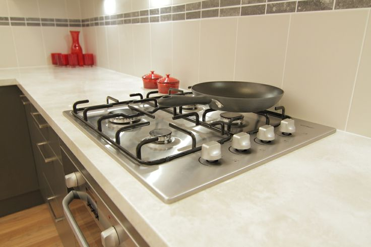 www.wallspan.com.au The Eco kitchen range offers a contemporary design with complimenting colours.