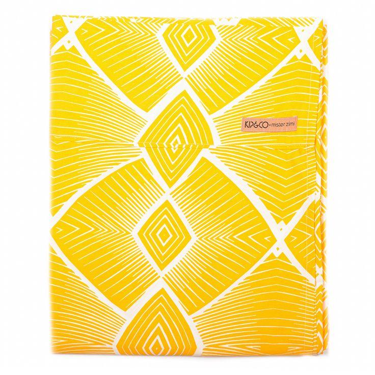 Kip & Co Mr Zimi Sundancer Flat Sheet