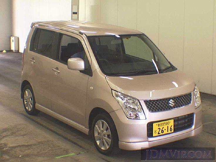 2009 SUZUKI WAGON R FX_LTD MH23S - http://jdmvip.com/jdmcars/2009_SUZUKI_WAGON_R_FX_LTD_MH23S-kstcaMeJXN090-361