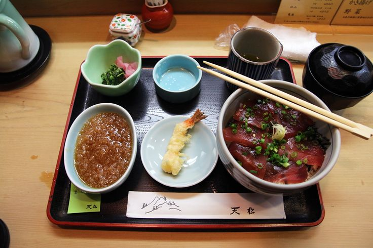 Tenmatsu – One of the Best Tempura (天ぷら) Restaurants in Tokyo Take the Tokyo Metro to Mitsashae-mai station, exit at B6, and make an immediate right turn around the corner. Tenmatsu Restaurant will be on your right hand side.