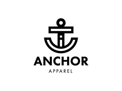 21 best anchor logo images on pinterest anchor logo anchor and anchor 1 hour logos thirty logos challenge day 10 thecheapjerseys Images