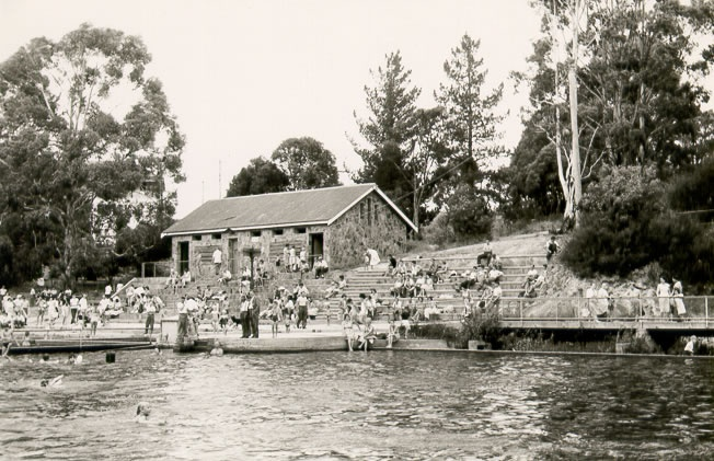 Humanform: Lake Daylesford 1960s