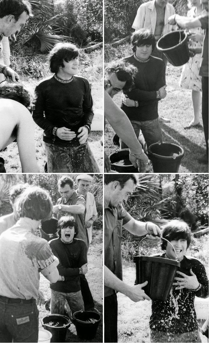 695 best john lennon images on pinterest dear john john lennon john lennons ice bucket challenge fandeluxe Epub