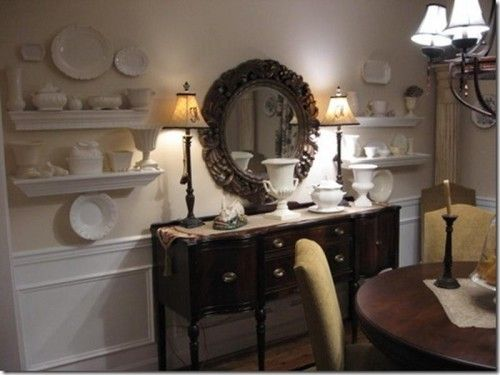 25+ best Small buffet table ideas on Pinterest   Dining room ...