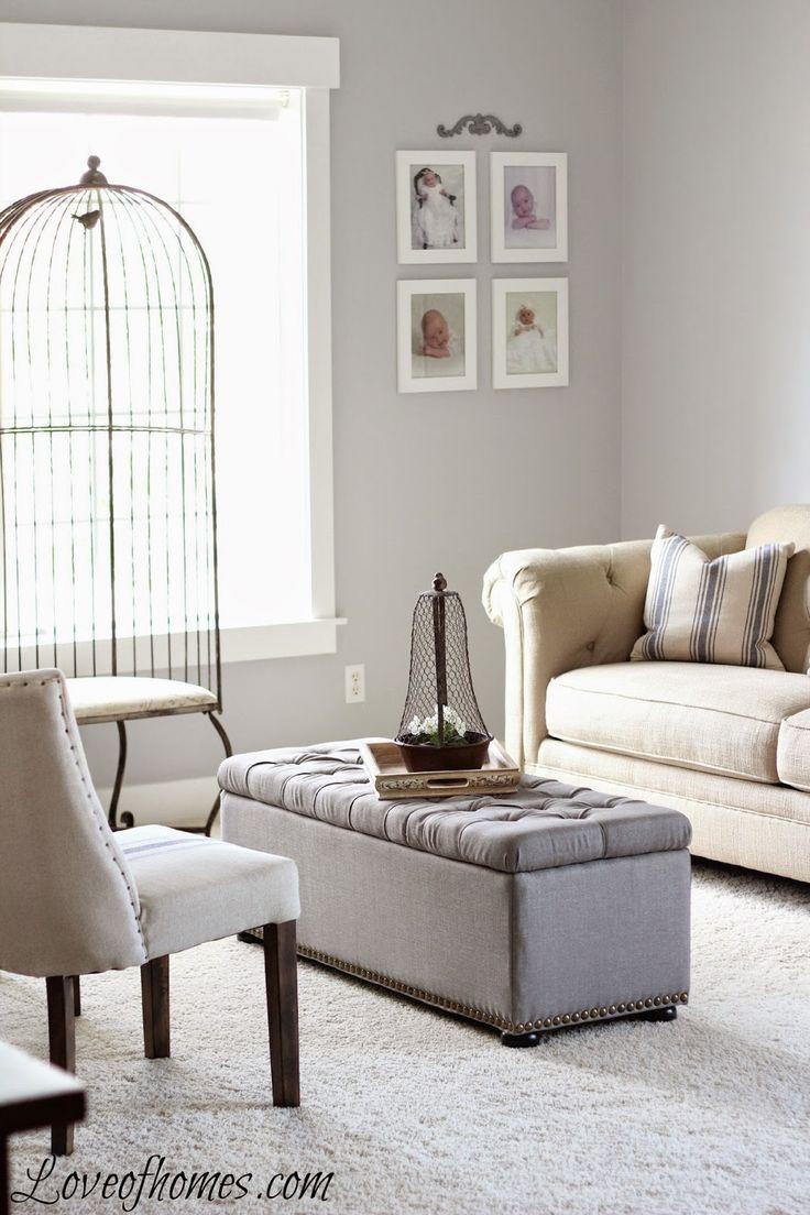 Best 25 benjamin moore stonington gray ideas on pinterest - Best benjamin moore grey for living room ...