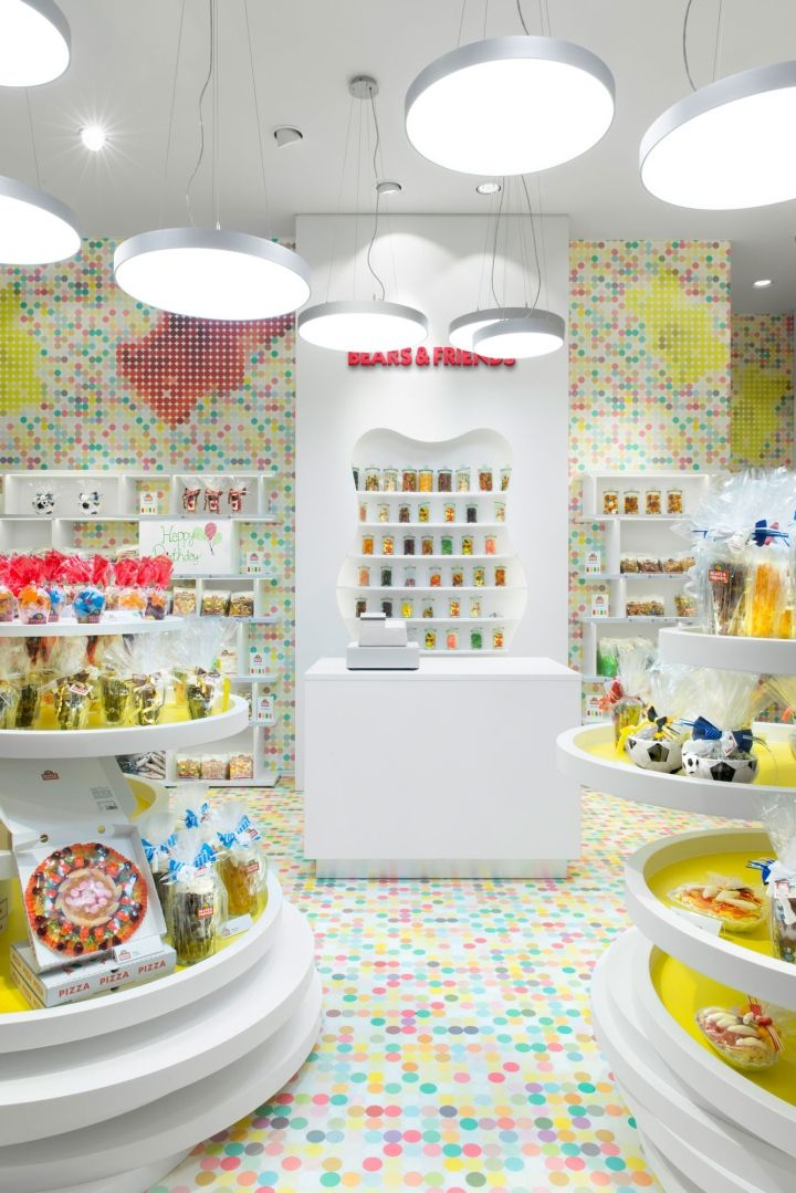 Bears & Friends Store by kplus konzept, Hagen – Germany » Retail Design Blog