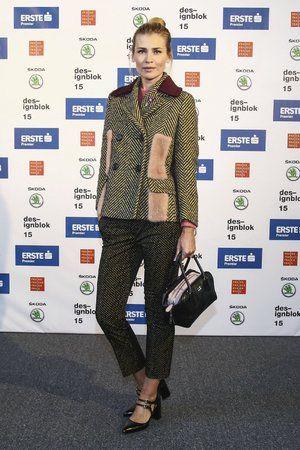 Daniela Peštová: Podzimní etuda na jevišti luxusu