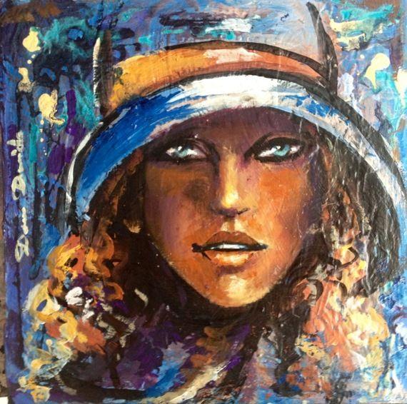 By Dam Domido #gallery #artist #art
