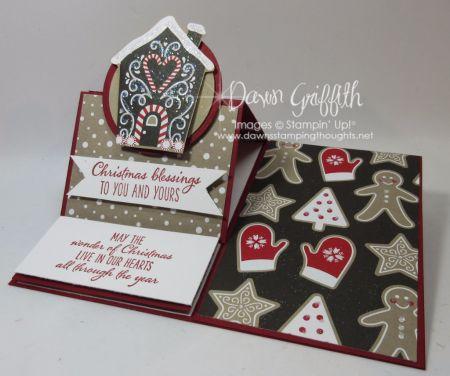 Christmas Easel Card video
