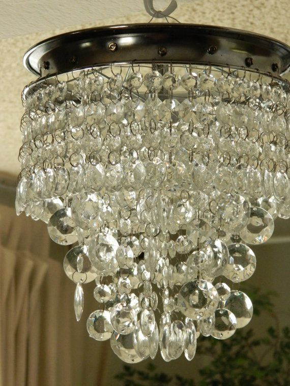 189 best LUSTRES images on Pinterest   Crystal chandeliers, Glass ...