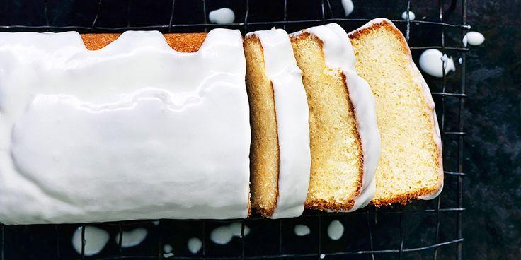 Lemon Yoghurt Loaf