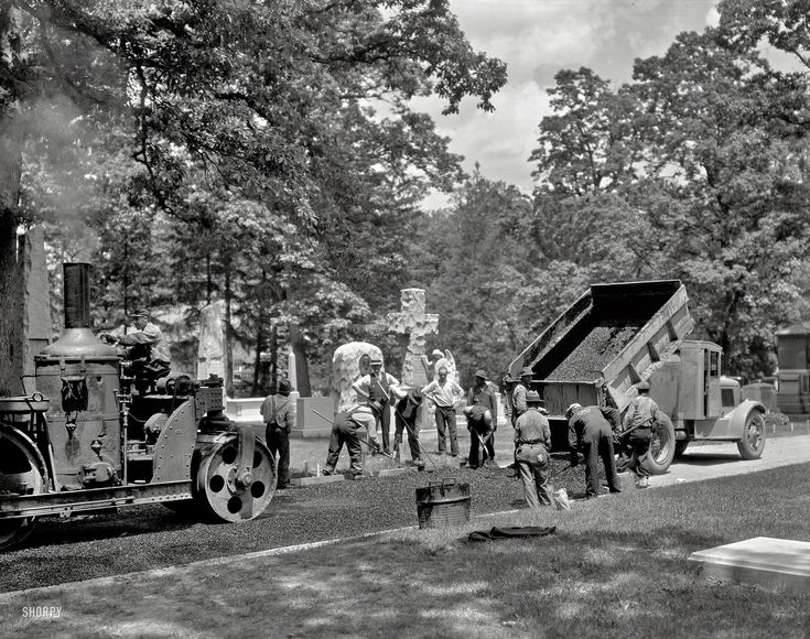 Shorpy Historical Photo Archive Angels And Asphalt