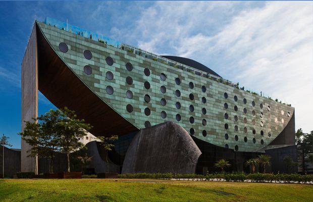Roteiro Arquitetura de São Paulo - Hotel Unique