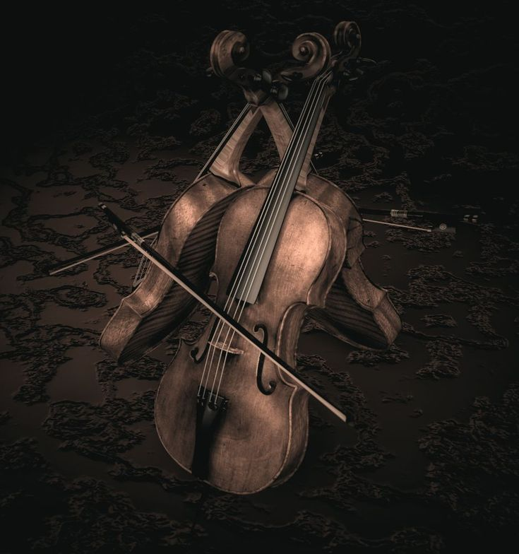Cello Trio by Vítězslav Koneval