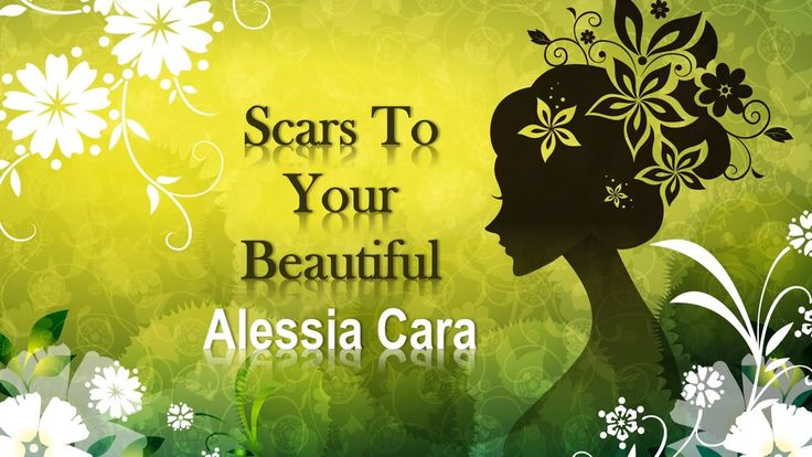 Alessia Cara - Scars To Your Beautiful Lyrics Video {NEW 2016}