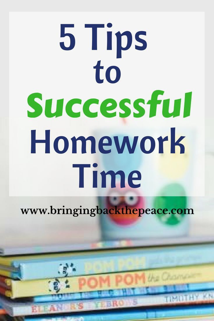 how parents can help with homework Many defend that homework reinforces classroom learning, helps  parents can  explain the answers but it makes more sense to help kids find.
