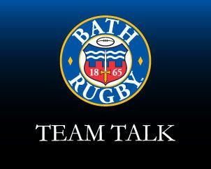 Bath Rugby, home of Olly Barkley.  Fly Half extraordinary