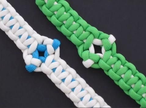 How To Make Celtic Crossed Solomon Bar Bracelets By Tiat