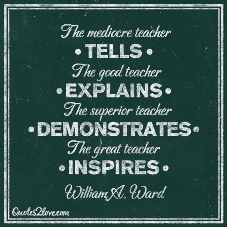 Best Quotes On Student Teacher: 17 Best Images About TEACHER QUOTES On Pinterest