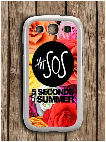 5 Second Of Summer Roses Samsung Galaxy S3 Case