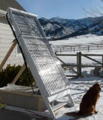 Solar Water Heating Projects and Plans