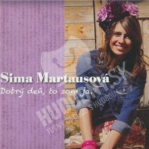 Sima Martausová - Dobrý deň, to som ja od 9,39 € | Hudobny.sk