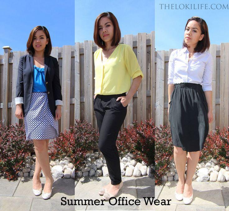 Summer casual dress code definition