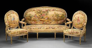 Antique Furniture Reproduction: Louis XIV Style