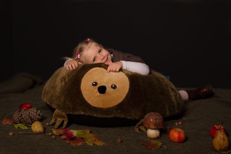 őszi gyerek fotózás