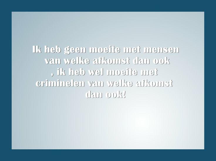 Criminelen