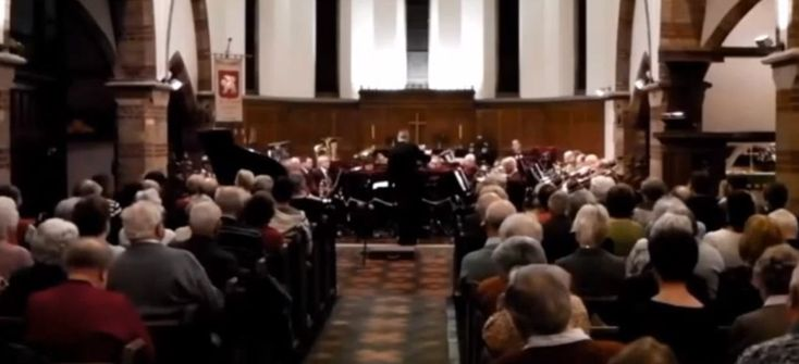 Watch as Trombone Player Sneezes During Concert [VIDEO]