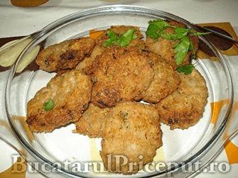 Chiftelute din soia si cartofi