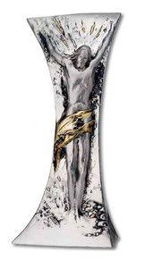 Figurka Chrystus h 25 cm (LA95.95) [PasazHandlowy.eu]