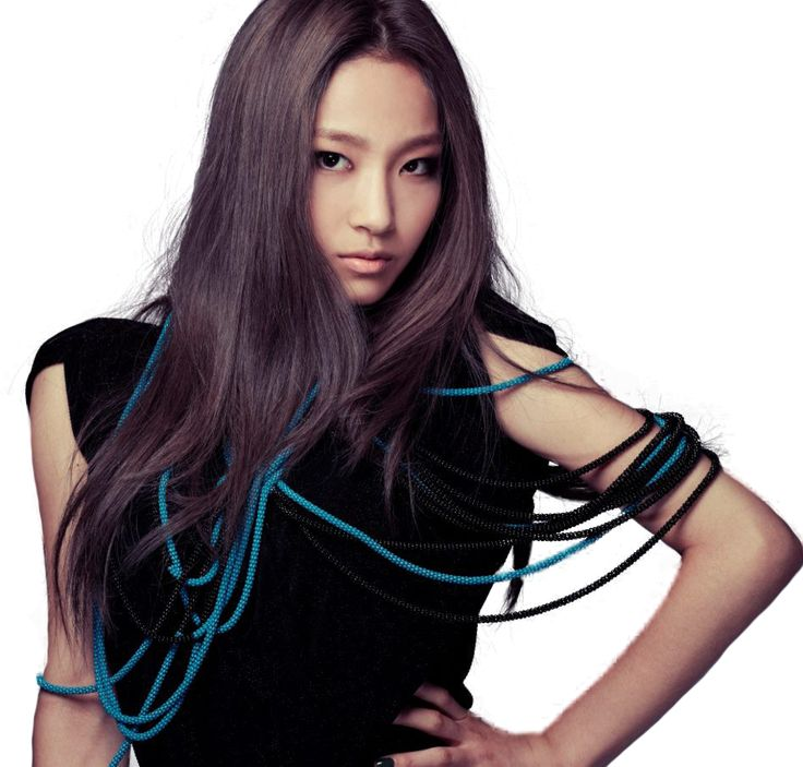 This is a picture of Eun-young Joo from the Kpop girl band Two X.