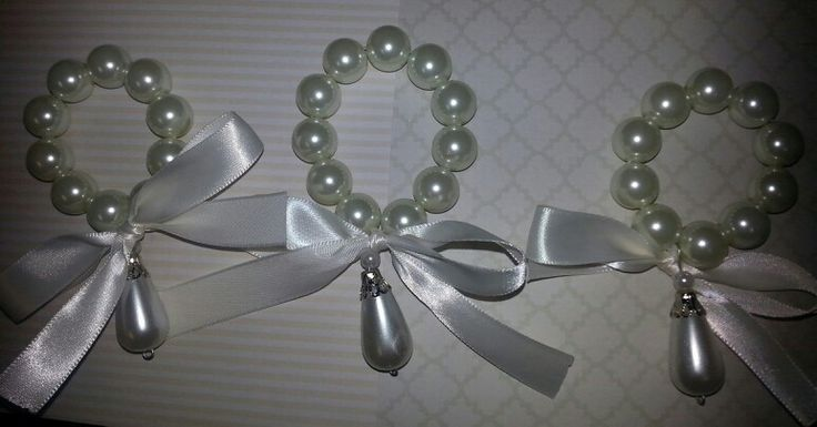 For sarah's three flowergirls. Very easy to make.