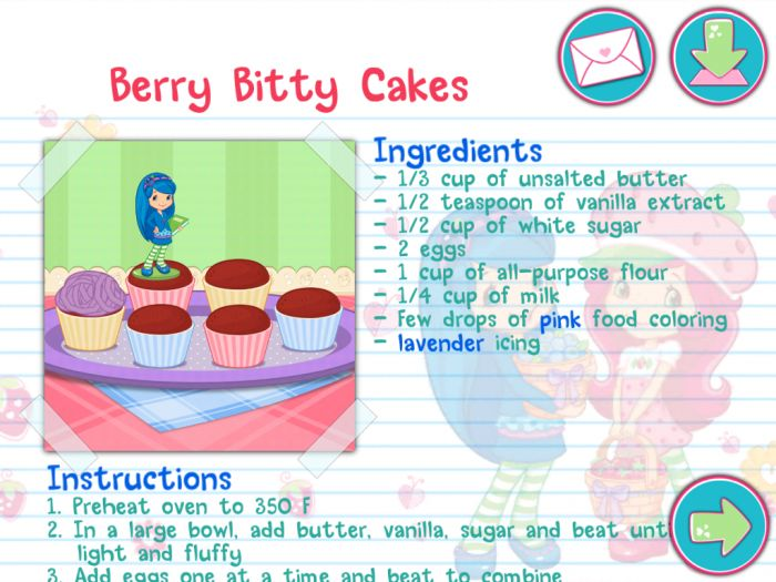 strawberry shortcake bake shop recipes | strawberry recipe