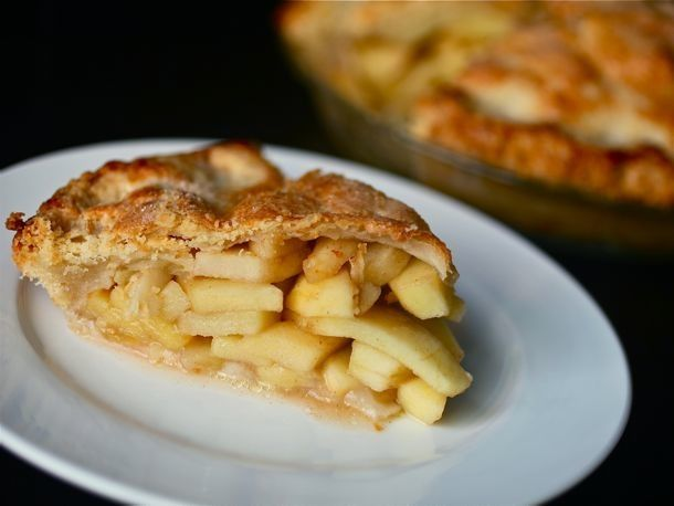 Best apples for pies, perfect apple pie filling and science of pie dough