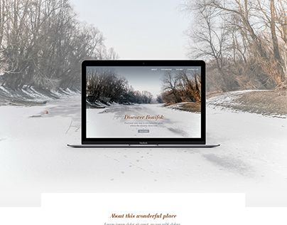 "Check out new work on my @Behance portfolio: ""Bonifok webdesign + photos"" http://be.net/gallery/48414055/Bonifok-webdesign-photos"