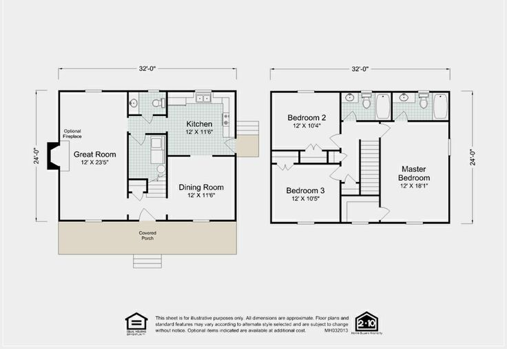 1000 images about two story home floor plans on pinterest for Madison house plan