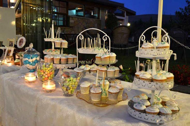 Στολισμός Βάπτισης-Candy Bar ,Ν. Ιωαννίνων,Special Moments www.gamosorganosi.gr