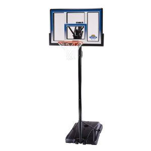 Lifetime 51550 Courtside Portable Basketball System with 48-Inch Shatterguard Backboard