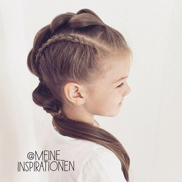 Haircuts For Teenage Girls | Cute And Easy Hairstyles For Little Girls | Creativ… – Hair styles for me