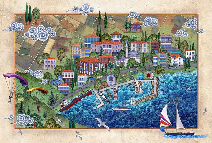 Tekirdağ/ Marmara Şehirleri Nasuhi Hasan Çolpan
