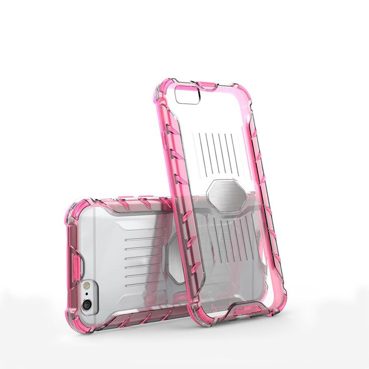 Made of PC material, the case is cool but may not be protective, and it'll be perfect with a soft TPU part inside. Email: marketing@mocel-case.com Whatsapp: 0086 137 1039 2049 http://www.mocel-case.com/iphone-6-clear-phone-case-with-elegant-tpu-bumper #mocelcase #clearphonecases #phonecasefactory #wholesalephonecases