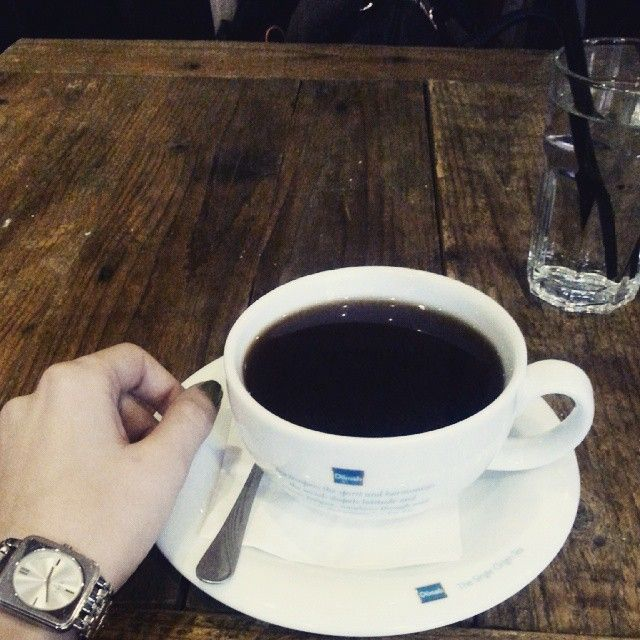 Coffee in Budapest